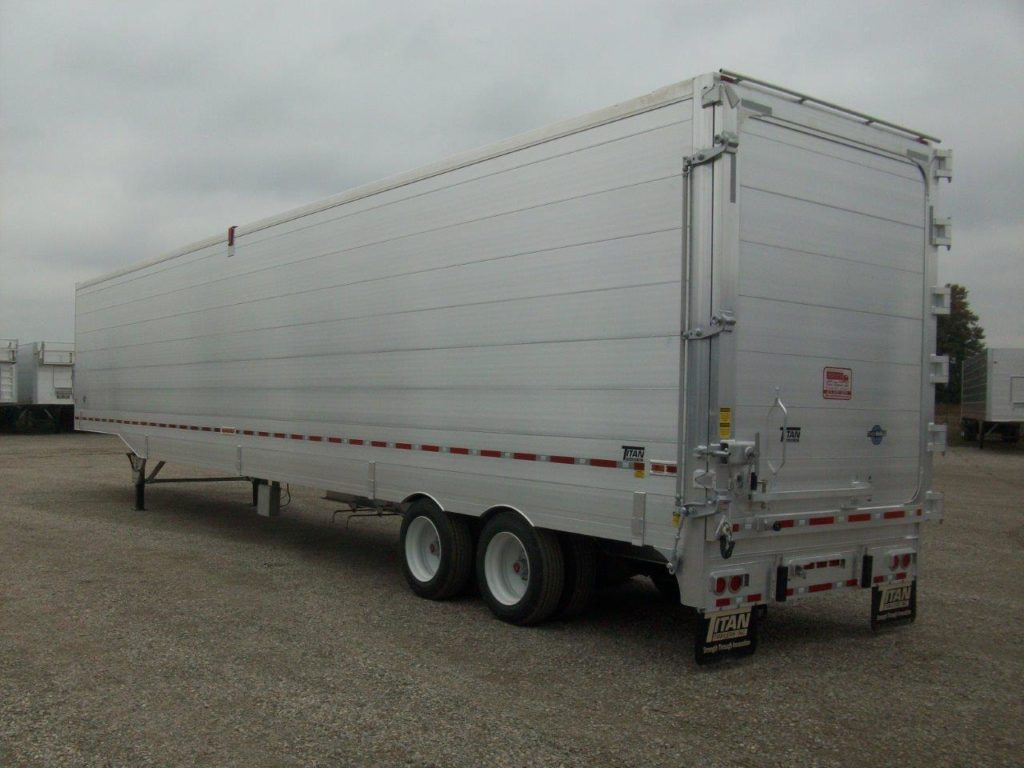 Forest Xxxxl Trailer together with Price Of A New 2015 Kenworth W900 besides Starlite2 Frameless Steel End Dump together with 2017 Maurer End Dump Semi Trailer 8979443 moreover 2018 Titan 53 Drop Frame Walking Floor Trailer Air Ride 4. on frameless dump trailer